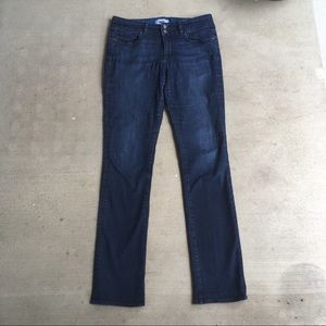 Paige hidden hills straight jeans